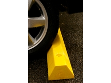 SM Safety provides solid plastic, easily installible and maintenance free speed bumps and parking stops.