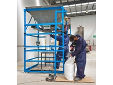 Liquid and Powder Chemical Repacking from Chemical Solutions