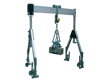 Feltes Moveable Aluminium Gantry Crane