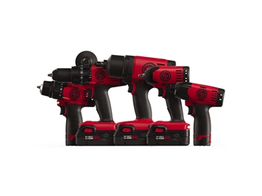Chicago Pneumatic Cordless Tools for Maintenance Repair Operations