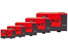 Chicago Pneumatic's CPDG generator range up to 200 kVA