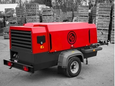 Chicago Pneumatic's new mid-sized portable compressor