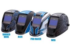 Cigweld's ProPlus auto darkening welding helmets