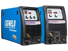Transmig 200i and 250i welding inverters include advanced power management and safety features