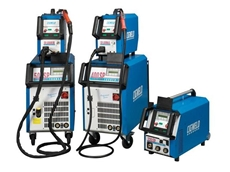 Cigweld's Professional Synergic Pulse welding power sources for the mining industry