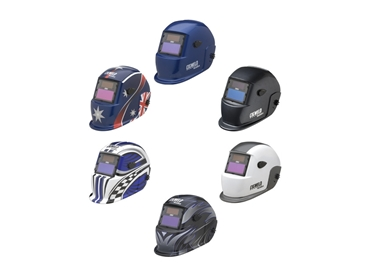 Heavy Duty WeldSkill Helmets