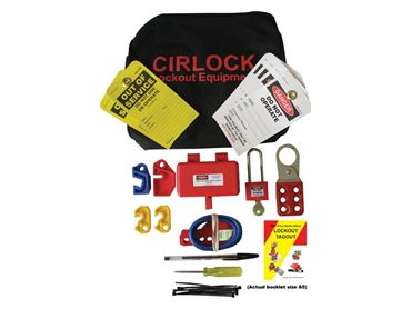 Complete Lockout Kits to Improve Workplace Safety