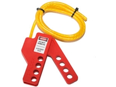 MFL-2P plastic cable lockout device
