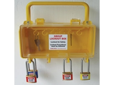 GLB-2 lock boxes available from Cirlock