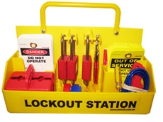 LST-7 Portable Lockout Stations