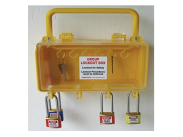 Secure Lockout Devices for Increased Safety