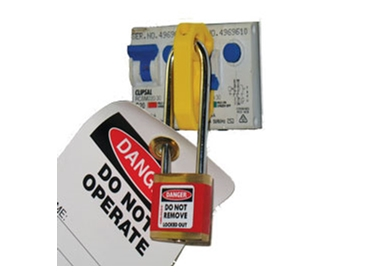 Danger Signage for Hazardous Applications