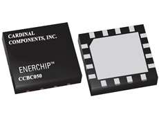 EnerChip rechargeable solid state battery