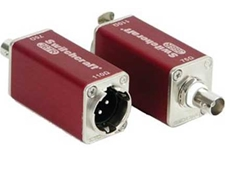 366R & 367R AES/EBU Impedance Adapters