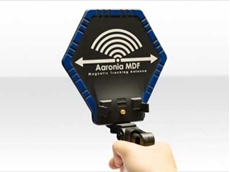 Aaronia MDF series magnetic tracking antenna