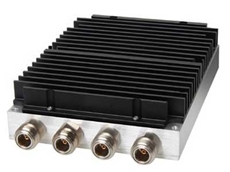 ZB4PD-282-50W+ 4-way splitter/combiner