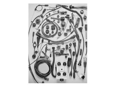Extensive range of connectors to suit your specific industrial requirements