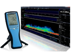 Aaronia SPECTRAN spectrum analyser