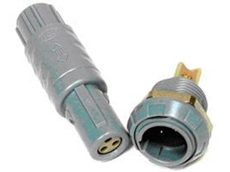 Medi-Snap High Voltage connectors
