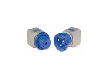 Odu Minisnap Metal Connectors with a push/pull locking principle