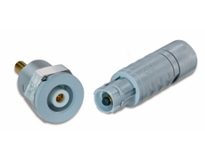 ODU SPC single power connectors from Clarke & Severn Electronics are economical and rugged
