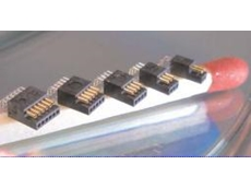 Omnetics polarised nano connectors