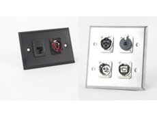Switchcraft E & EH Series Wall Plates