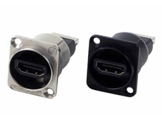 Switchcraft EH Series audio, video and data connectors