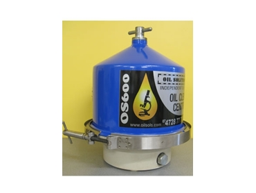 An environmental solution, OS 600 increases oil and machinery life