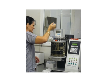 Accurate Oil Analysis results are achieved through stringent laboratory testing