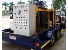 Powermaster Oil Filtration Unit - OS1200 Transformer