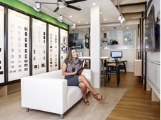 The new showroom showcases Clipsal by Schneider Electric products for the home