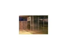 Steel fences for commercial and domestic purposes from Coastwire Fencing