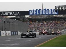 2010 F1 Australian Grand Prix