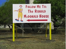 Coates Hire partners with Ronald McDonals House