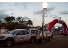 Variety Bash support vehicle