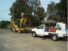 Murrindini Shire Council supplies from Coates Hire