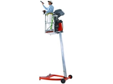 LiftPod FS80 portable aerial work platform