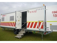 Coates Hire Wagon: 8.9m Crib Room