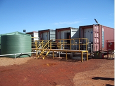 Reverse Osmosis Desalination Equipment