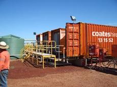 Reverse Osmosis Water Desalination Equipment