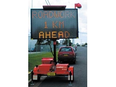 VMS boards are designed to notify passing vehicles of important traffic updates