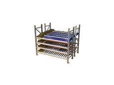 Colby Carton Live Storage Systems for Split Case Picking from Colby Storage Solutions