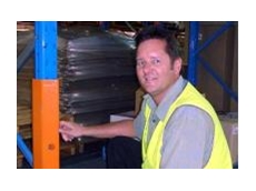 Colby Protect-a-RACK to be utilised at Avery Dennison's warehouse