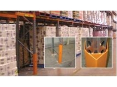 Colby Storage Solutions Protect-a-RACK protectors improve safety