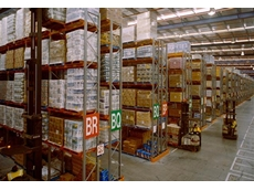 Warehouse Selective Pallet Racking