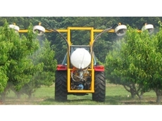Boom sprayers can enhance crop yields, particularly during drought