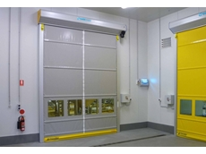 Coldshield high speed door