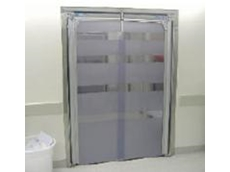 Coldshield Flexible PVC Door