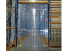 Strip Curtains available from Coldshield